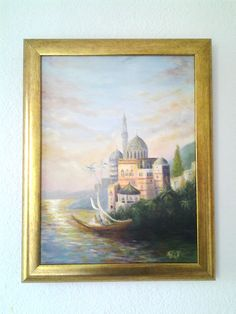 *Castle by the Sea*