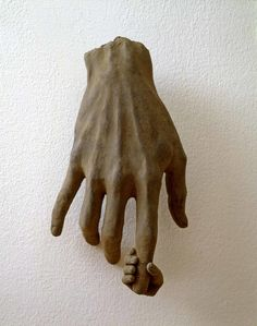 James Croak - Bronze - Kunsthandwerk - Art World Hand Sculpture, Sculptures Céramiques, Stone Sculpture, Art Design, Design Ideas, Clay Art, Wood Carving, Ceramic Art, Wood Art