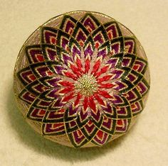 Japanese Temari Ball | eBay