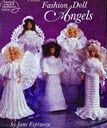 Free Fashion Doll Angels Crochet Pattern
