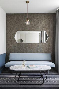 Hotel Panache - An Affordable Design Hotel In Paris Decor, French Decor, Interior, Beautiful Interiors, Home Decor, Hotel Style, Interior Design, Hotels Design, Affordable Design