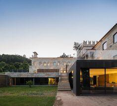 House in Guimarães / Elisabete de Oliveira Saldanha