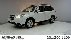 2014 Subaru Forester 4dr Automatic 2.5i Premium PZEV - NJ State Auto Auction in Jersey City on Sip Ave. www.NJStateAuto.com
