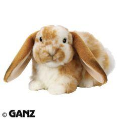 Webkinz Plush Signature Series Lop Bunny by Webkinz,
