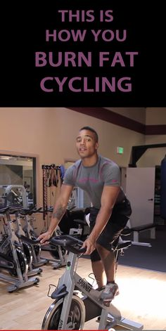HOW TO BURN FAT CYCLING: http://thecyclingbug.co.uk/bugfeed/videos/b/weblog/archive/2015/04/02/how-to-burn-fat-cycling.aspx?utm_source=Pinterest&utm_medium=Pinterest%20Post&utm_campaign=ad   Here are some simple tips on how to burn fat while on the bike. It's not as complicated as you may think and you'll see results in no time... #thecyclingbug #cycling #loseweight #weightloss
