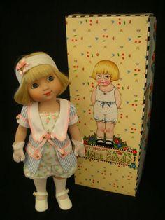 "NIB Mother's Day 11"" Ann Estelle Doll - by Mary Engelbreit"