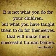 Teach well.