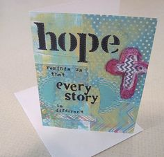 Hope Reminds Us - ca