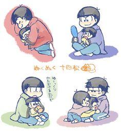 Chibi, Osomatsu San Doujinshi, Sans Art, Ichimatsu, Me Me Me Anime, Cute Pictures, Fandoms, Animation, Cartoon