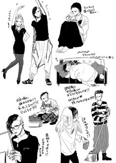 some tattoo artist yusuke AU i guess ____ Its an idea we had with Itori Tokyo Ghoul, Chibi Tokyo Ghoul, Tokyo Ghoul Fan Art, Kaneki, Anime Manga, Anime Guys, Kou Diabolik Lovers, Art Kawaii, Juuzou Suzuya