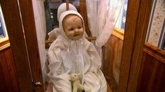 Mandy is a Canadian doll which is said to be cursed. Many strange things happen when she is around.