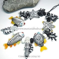 """Spooky Reef"" - Anastasia (Anja Basan)"