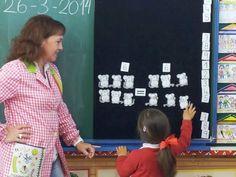 Educación Infantil: MATEMÁTICAS DIVERTIDAS. 4 años A. Seño Lola Preschool Math, Teaching Math, Maths, Classroom, Photo And Video, Activities, School, Learning Activities, Funny Math