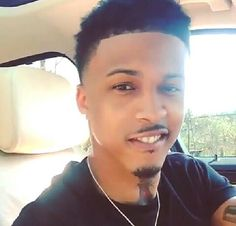 This is the face of an ANGEL sent from God himself. Mr. August Alsina was blessed with many thing ESPECIALLY a voice that can make a person stop and just smile for no apparent reason.