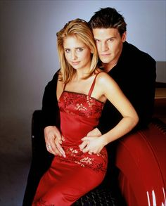 Angel & Buffy ^_^