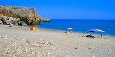 Peristeres Beach in Rodakino, Rethimno, Crete Greek Islands, Beaches, Greece, Places To Visit, Explore, Water, Outdoor, Crete, Vacations