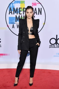 American Music Awards 2017 Red Carpet: See What Selena Gomez, Tracee Ellis Ross, And More Wore Photos | W Magazine