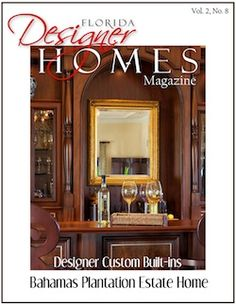 Designer Homes interior design magazine, home decorating magazine, shelter magazine, architecture magazine, lifestyle magazine