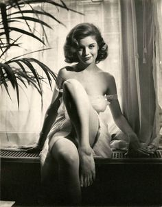 photo by Peter Basch 1960's