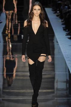 Alexandre Vauthier Spring/Summer 2016 Couture Collection | British Vogue