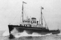23 april 1944 De zeesleper 'Roode Zee' van L. Smit & Co, http://koopvaardij.blogspot.nl/2015/04/23-april-1944.html