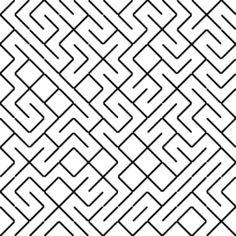 Truchet tiles - Wikipedia, the free encyclopedia