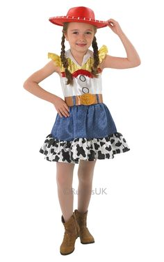 Fancy Dress Toy Story Jessie Costume CHILD LARGE Rubies     You can find  more details by visiting the image link-affiliate link. d10bcc7e8d6