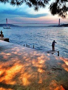 Bosphorus | Istanbul,Turkey