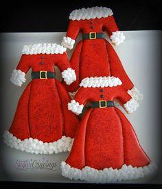 I gotta do some Mrs. Claus dresses Sugar Cravings