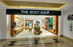 The Body Shop at The Celebration Mall Udaipur