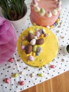 Dr. Sugar: Sitruunainen pääsiäiskakku