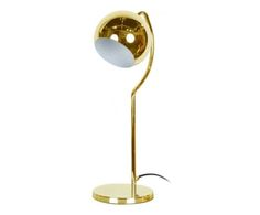 """Stolní lampa """"Shabby Gold"""", 15 x 15 x 50 cm Desk Lamp, Table Lamp, Shabby, Lighting, Gold, Home Decor, Table Lamps, Decoration Home, Room Decor"""