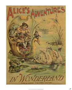 Alice's Adventures in Wonderland - by Lewis Carroll