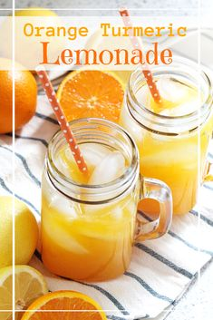 Orange Turmeric Lemonade Hits The Sweet Spot Orange Turmeric Homemade Lemonade Hits The Sweet Spot Smoothie Drinks, Smoothie Recipes, Smoothies, Juice Drinks, Fruit Drinks, Crockpot Recipes, Chicken Recipes, Potato Recipes, Casserole Recipes