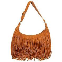 Minnetonka Moccasin Women's Hobo Fringe Bag
