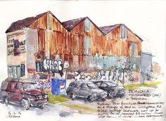 Beynon and Hayward, Petersham, Sydney