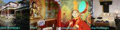 India reis Norbulinghka instituut