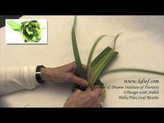 UDesign with Ardith 3. - Halla Leaf Rosette