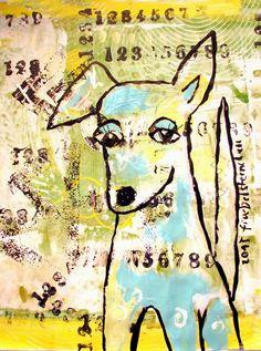 froebelsternchen: Doggie / Hündchen