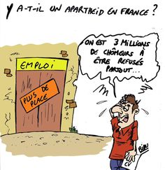 Manuel #Valls et François #Hollande ... Un #apartheid en France !