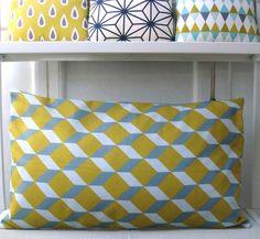 mini coussin motifs japonais graphiques textiles et tapis par motifs pinterest motif. Black Bedroom Furniture Sets. Home Design Ideas