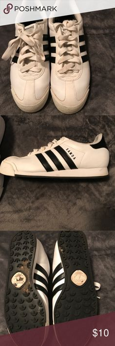 Adidas Somoa Really nice Adidas. LOTS of life left in these shoes! Very comfortable! Adidas Shoes Sneakers