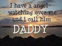 I miss you Daddy. memori, daddi, famili, inspir, dad quotes, daddys girl, angels, thing, father