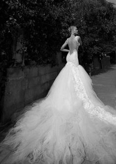 #Gorgeous #wedding #dress!