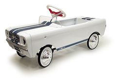1965 Ford Shelby G.T. 350 Pedal Car