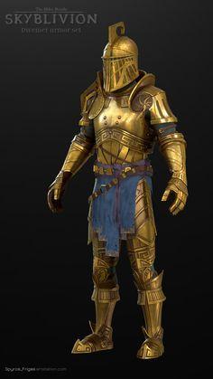 Dwarven Armor, Elder Scrolls Games, Fantasy Art, Concept Art, Batman, Creatures, Superhero, Dwarf, Knights