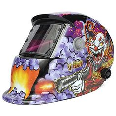 Awesome Solar Powered Auto Darkening Welding Helmet. If you are looking for an awesome solar
