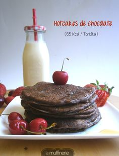 Chocolate Hotcakes: