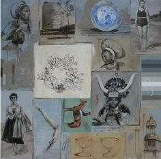 jaco benade 120 x the student Jaco, New Art, South Africa, Vintage World Maps, Collage, Student, Detail, Stylish, Gallery