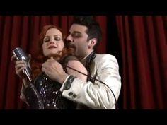 Oscar Isaac & Carla Gugino Rehearsal w Paul Becker (Choreographer) - YouTube